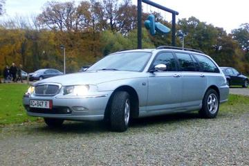 Rover 75 Tourer 2.0 CDT Sterling (2002)
