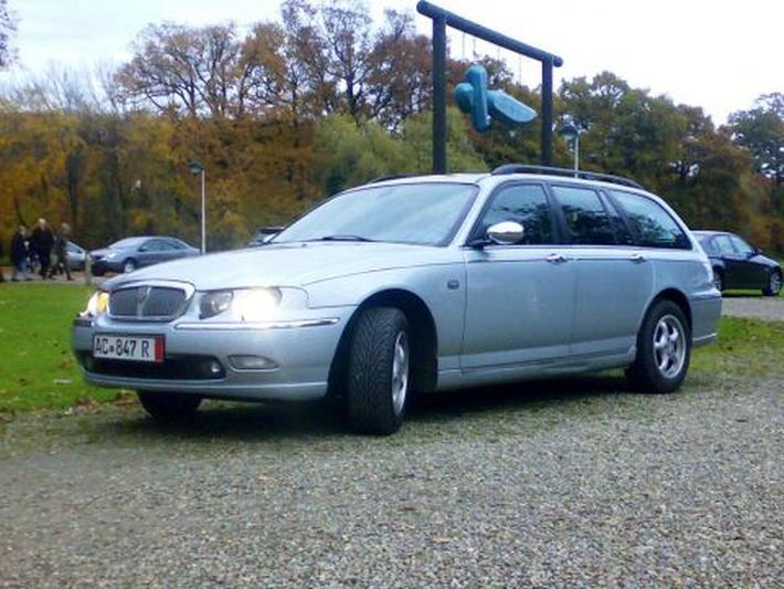 Rover 75 Tourer 2.0 CDT Sterling (2002)