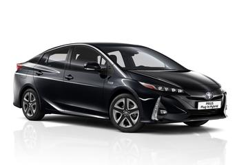 Toyota vernieuwt Prius Plug-in Hybrid