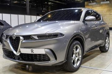 'Alfa Romeo Tonale vanaf november te koop'