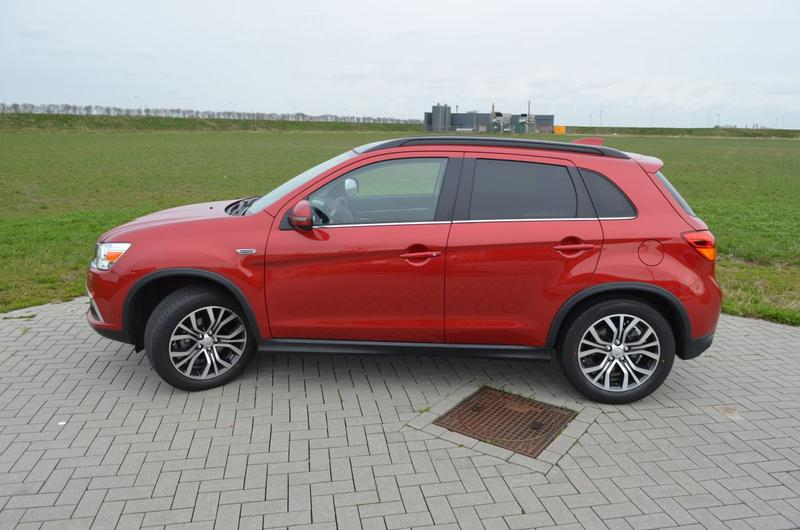 Mitsubishi ASX 1.6 ClearTec Instyle (2016)