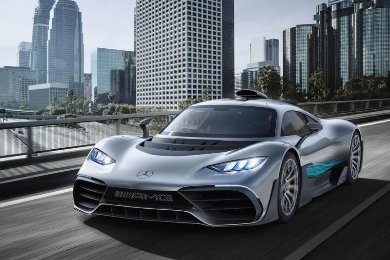 Bijna productierijp: Mercedes-AMG Project One