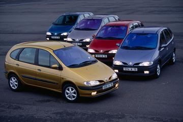Renault Scénic 25 jaar: de start van het succes