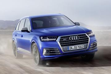 Prijs Audi SQ7 TDI bekend