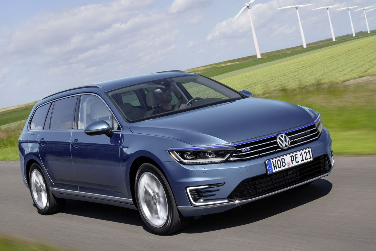 volkswagen passat gte eerste rijtest. Black Bedroom Furniture Sets. Home Design Ideas