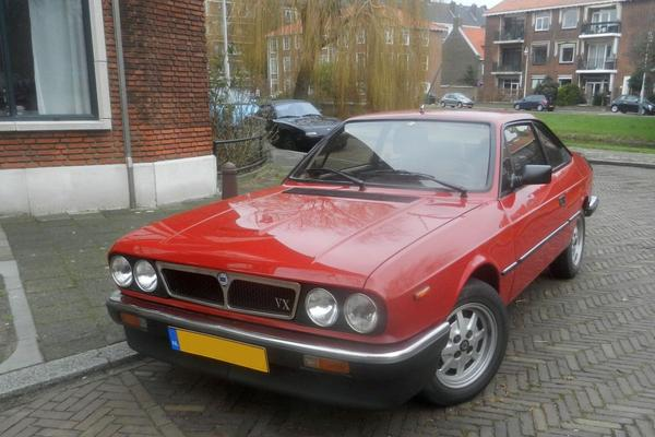 In het Wild: Lancia Beta Coupé VX (1984)