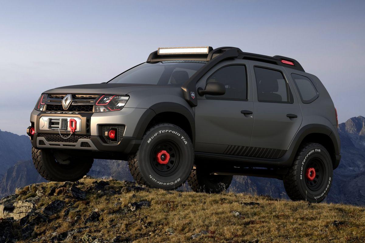 'Renault' Kwid, Duster en Sandero aangekleed | Autonieuws ...