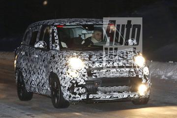 Facelift op komst voor Fiat 500L