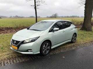 Nissan Leaf 2.Zero Edition (2018)