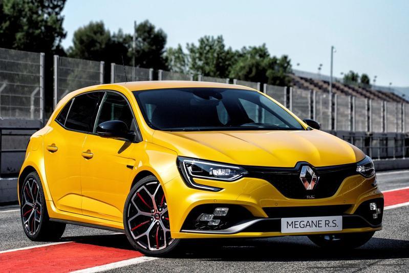 Renault Mégane RS Trophy gepresenteerd