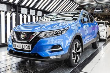 'Nissan heroverweegt Qashqai-productie Sunderland bij no-deal-Brexit'