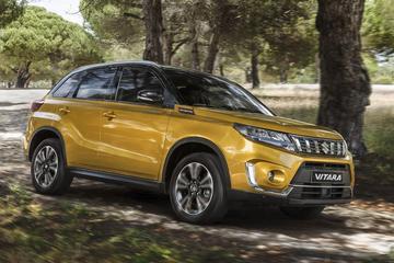 Suzuki S-Cross en Vitara nu ook met automaat