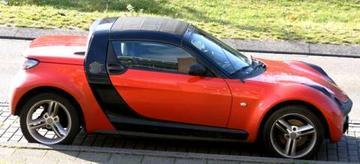 Smart roadster 60kW (2003)