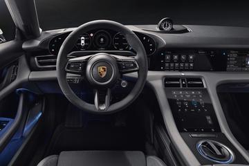 Porsche Taycan laat interieur nu helemaal zien