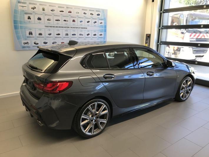 BMW M135i xDrive (2020)