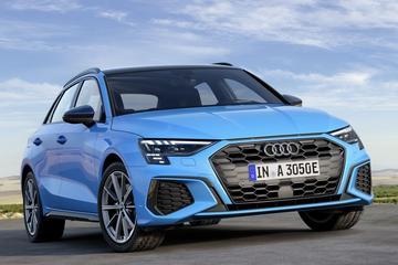 Audi A3 Sportback als plug-in hybride