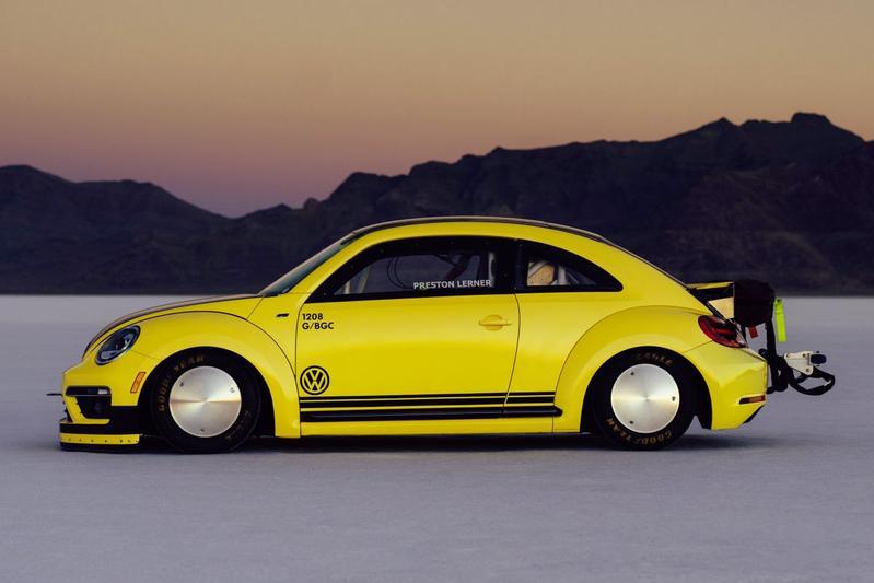 Deze Volkswagen Beetle kan 328 km/h!