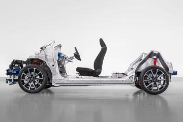Toyota toont platform nieuwe Yaris