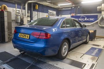 Audi A4 1.8 TFSI - Op de Rollenbank