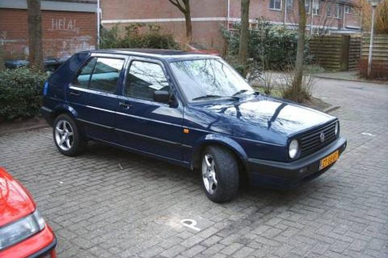 Volkswagen Golf 1.8 CL (1991)