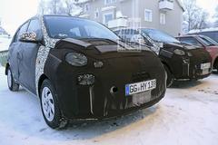 Nieuwe generatie Hyundai i10 duikt op