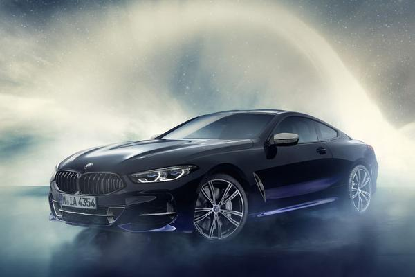 BMW toont Individual M850i Night Sky