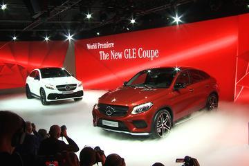 Verslag Detroit Autoshow deel 1: Mercedes-Benz GLE Coupé