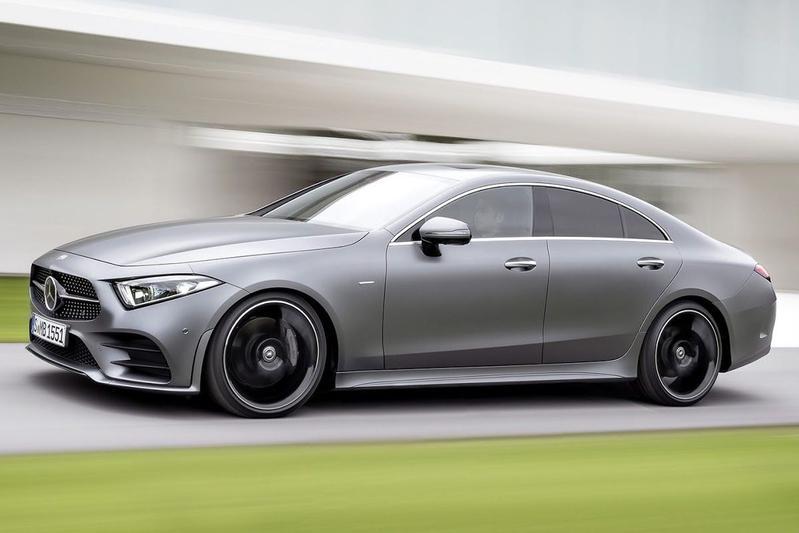 Officieel: nieuwe Mercedes-Benz CLS-klasse