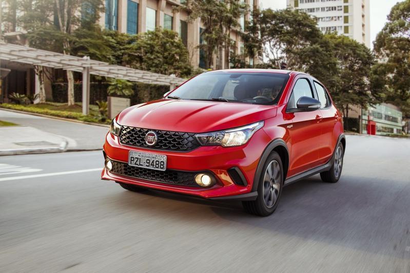 Officieel: Fiat Argo vanbinnen en vanbuiten