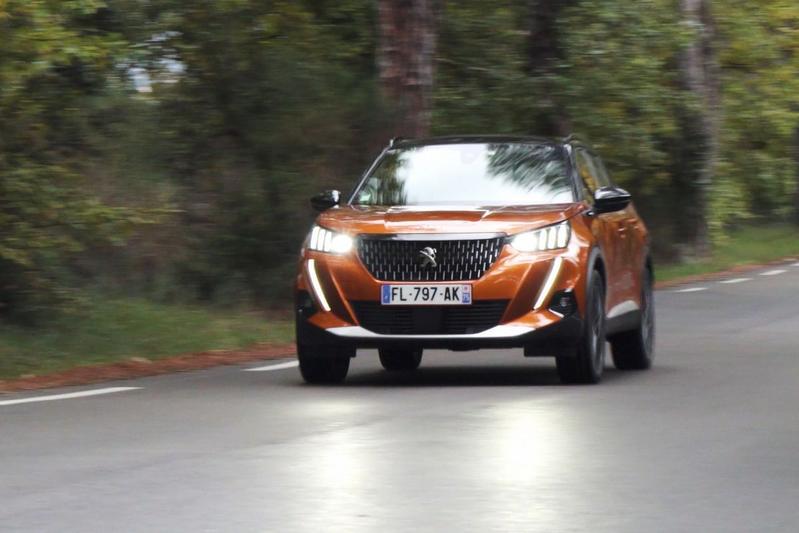 Peugeot 2008 - Rij-impressie
