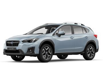 Subaru's nieuwe XV neemt een buiging in Genève