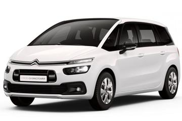 Citroën C4 SpaceTourer - Back to Basics