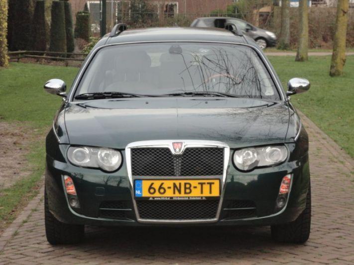 Rover 75 Tourer 2.0 CDT Sterling (2003)