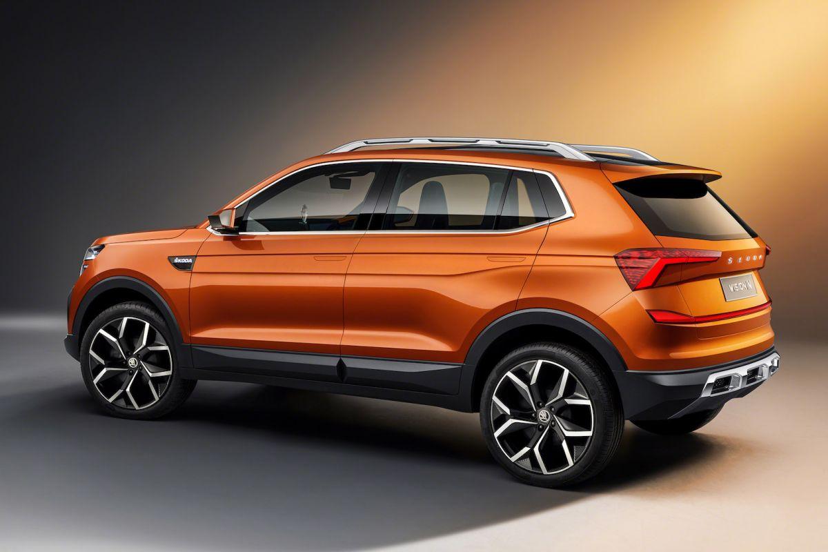 Škoda Vision IN (2020) 12