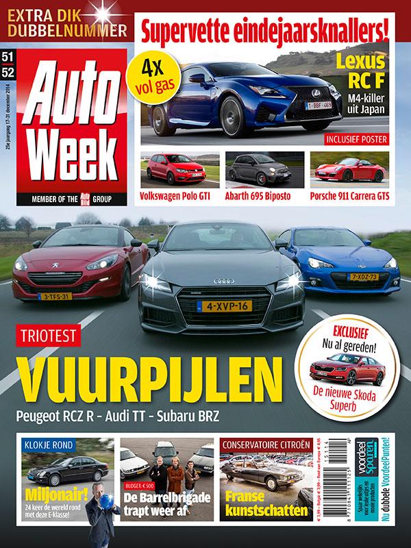 AutoWeek 51/52 2014