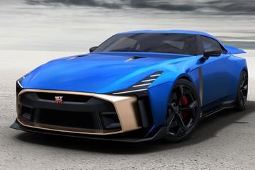 Nissan presenteert productieversie GT-R50