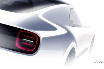 Honda Sports EV Concept naar Tokyo