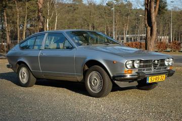 Alfa Romeo Alfetta GTV 2000 L (1980)