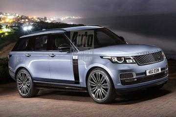 Blik to the Future: Land Rover Range Rover