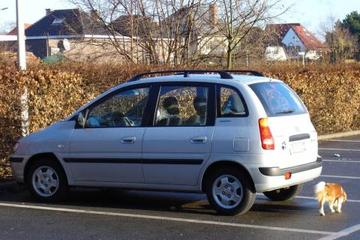 Hyundai Matrix 1.5 CRDi (2003)