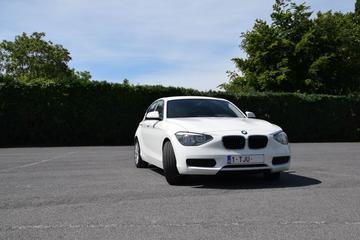 BMW 116d EfficientDynamics Edition (2012)