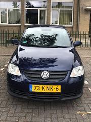 Volkswagen Fox 1.4 (2010)
