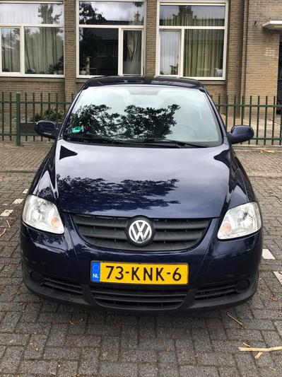 Volkswagen Fox 1.4 (2010)