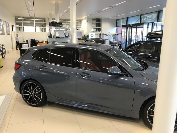 BMW 120d xDrive (2020)