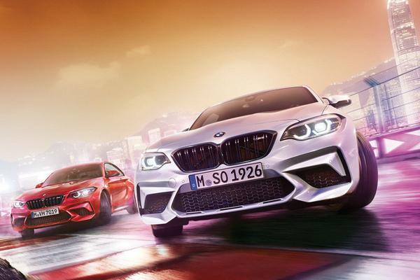 Gelekt: BMW M2 Competition