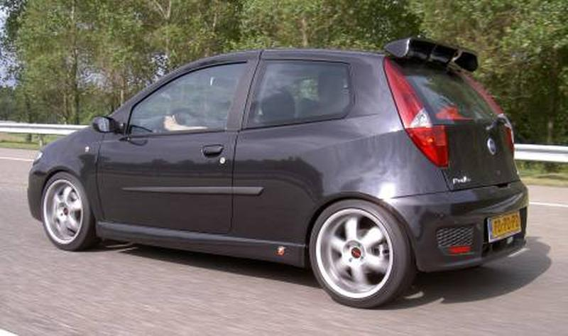 Fiat Punto 18 16v Abarth 2004 Review Autoweeknl