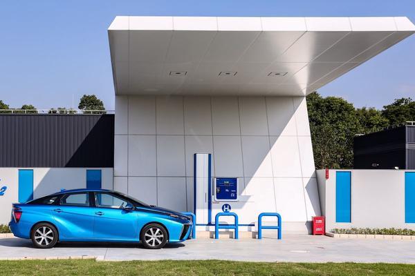 'Nederland is ideaal voor waterstof'