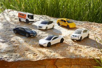 Matchbox maakt ook speelgoedauto's 'groen'