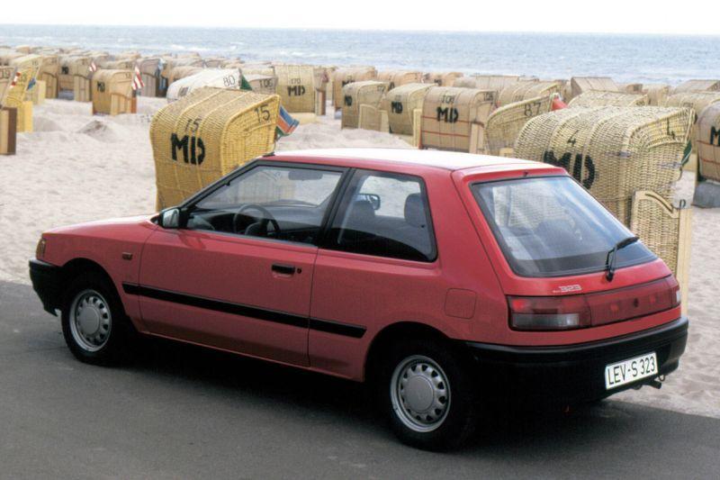 Mazda 323 1.3 GLX (1991)