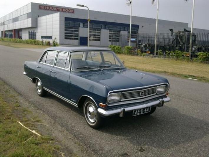 Opel Rekord B 1700 (1966)